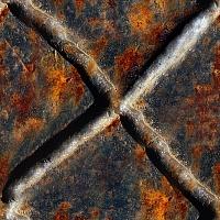 Бесшовные текстуры металла